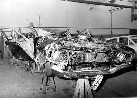 Así quedó el coche de Carrero Blanco tras el atentado ...