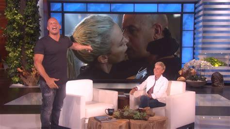 Así reaccionó Vin Diesel al saber que Charlize Theron dijo ...