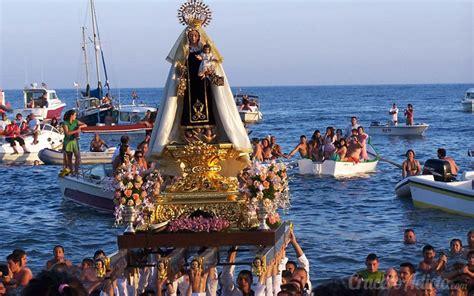 Así se celebra el Día del Carmen en algunos puertos de ...