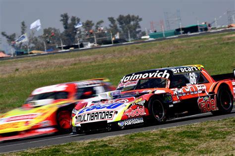 Así se largan las series de TC en Paraná | Carburando