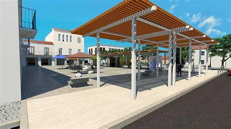 Así será la 'nueva' plaza del Ayuntamiento de San Antonio ...