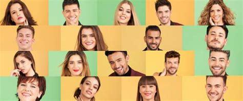 Así será 'Operación Triunfo 2017': todos los concursantes ...