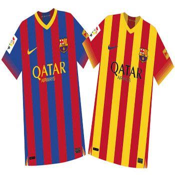 Así serán las nuevas camisetas del Barça - SPORTYOU