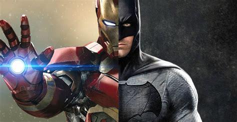 Así sería la película de Vengadores vs La Liga de la ...