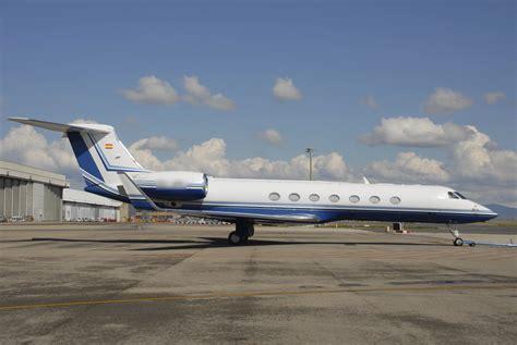Así son los aviones de los ejecutivos españoles - Los ...