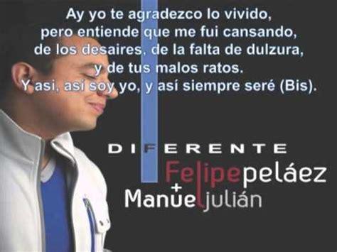 Asi Soy Yo   Felipe Pelaez   YouTube