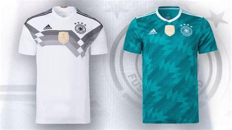 Así vestirá Alemania en el Mundial de Rusia 2018 ...