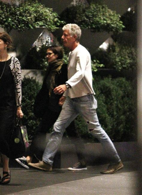 Asia Argento and Anthony Bourdain out in New York City  09 ...