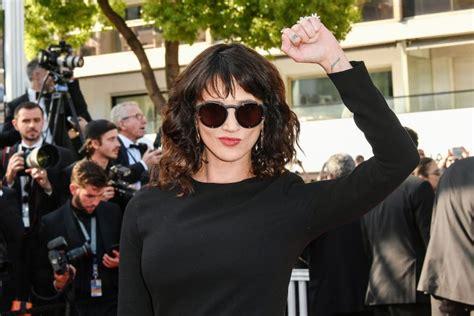 Asia Argento at Cannes Awards 2018: 'Harvey Weinstein ...