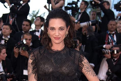 Asia Argento Opens Up About Harvey Weinstein Sexual Encounter