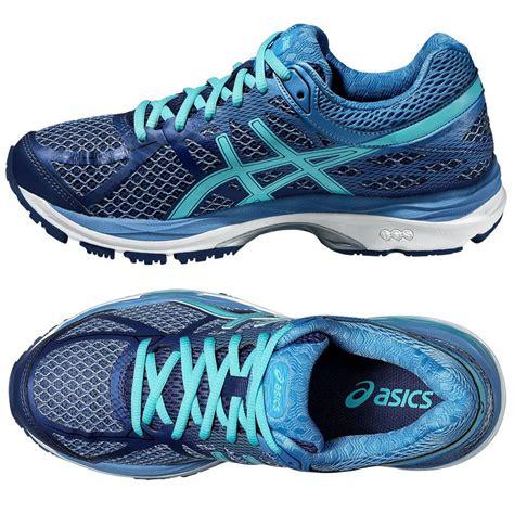 Asics Gel Cumulus 17 Ladies Running Shoes   Sweatband.com