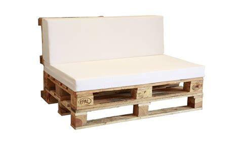 Asiento de espuma para Sofa Palet | Comprar Palets Ya
