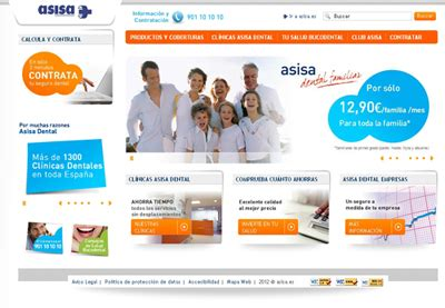 Asisa lanza una web sobre salud bucodental | Publicación ...