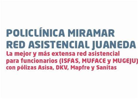 ASISTENCIA MÉDICA CONCERTADA CON CENTROS JUANEDA:   Red ...