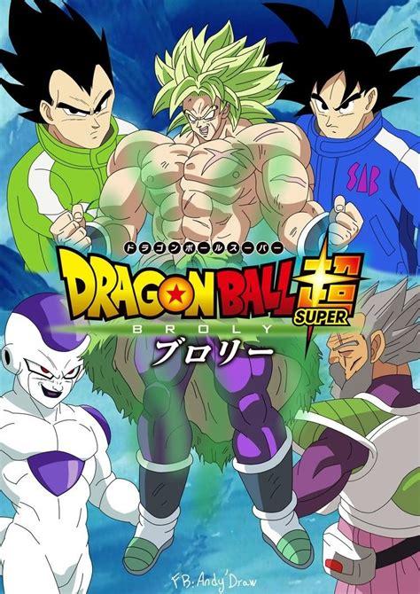 Assistir Dragon Ball Super: Broly Dublado Online | Mega ...