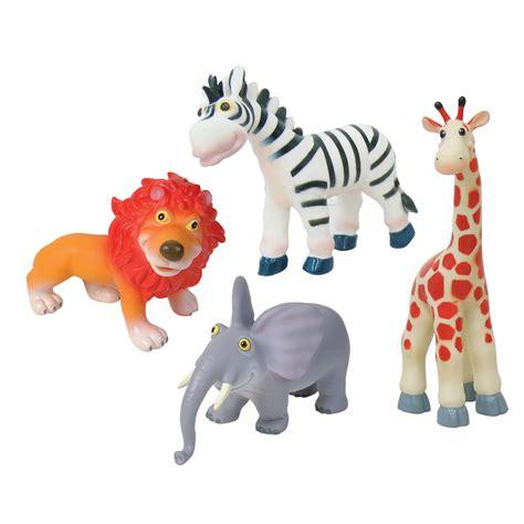 Assorted Bath Buddies | Zoo Animals | Novelty Toys