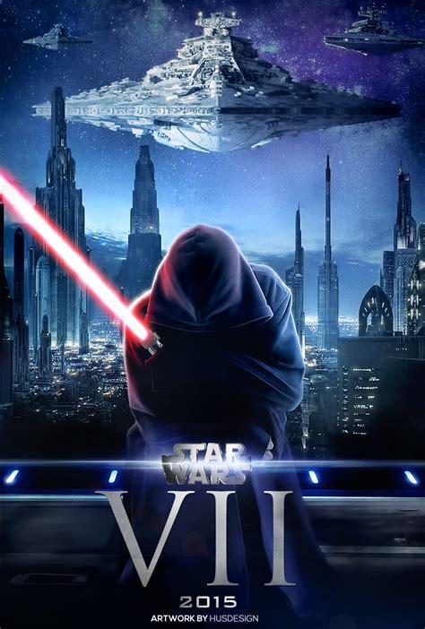 Astounding Star Wars Episode VII Poster by HUSDESIGN ...