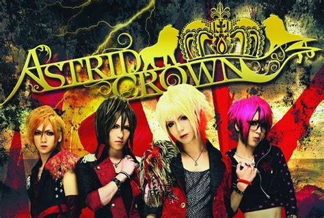 ASTRID CROWN : New Maxi Single Release