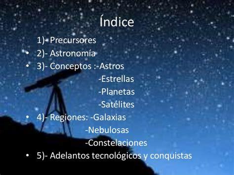 Astronomia 4to
