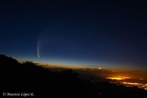 ASTRONOMIA. FOROS ASTROGUIA.ORG :: - COMETA McNAUGHT A LA ...
