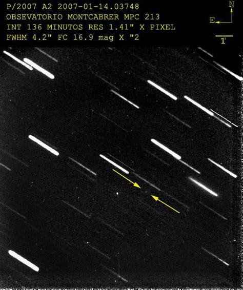 ASTRONOMIA. FOROS ASTROGUIA.ORG :: - Cometas 2007
