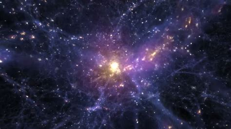 Astrónomos descubren una misteriosa galaxia sin materia ...