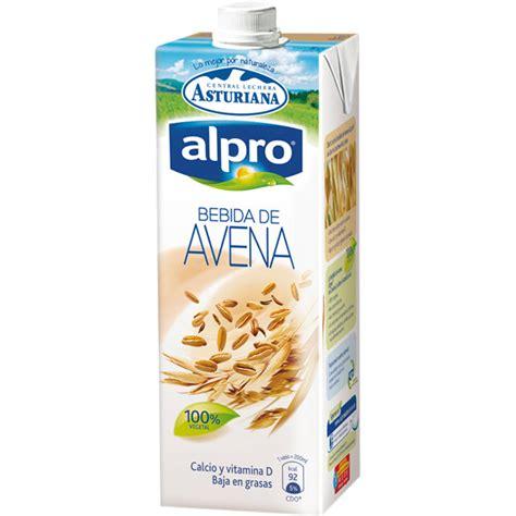 ASTURIANA ALPRO bebida de avena 100% vegetal baja en ...