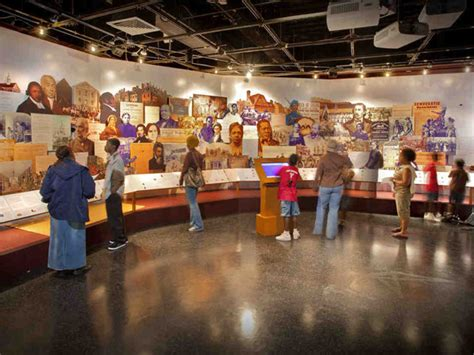 At the African American Museum in Philadelphia, a ...