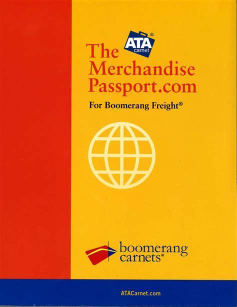 ATA Carnet Jacket | ATA Carnet