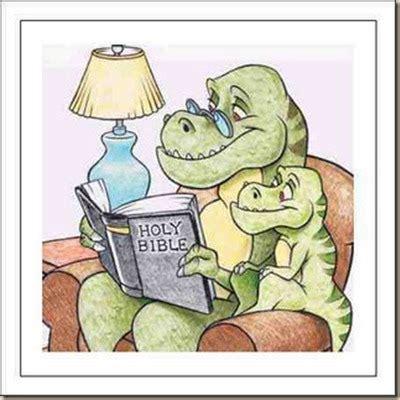 Ateismo para Cristianos.: Humor Gráfico. Los Dinosaurios y ...