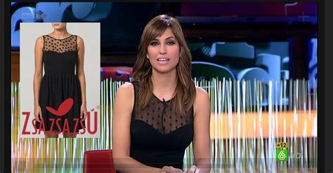 Atención al estilazo de la guapísima Sandra Sabatés ayer ...