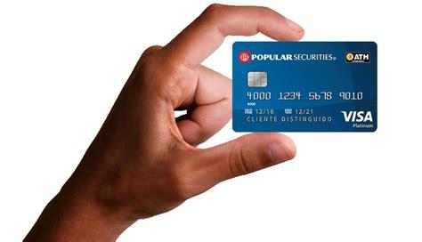 ATH® Internacional VISA débito