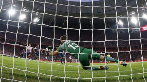 Athletic-Atlético: La catarsis de Oblak en los penaltis