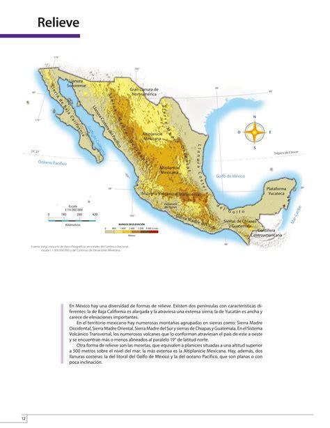 Atlas de México Cuarto grado 2016-2017 - Online - Libros ...