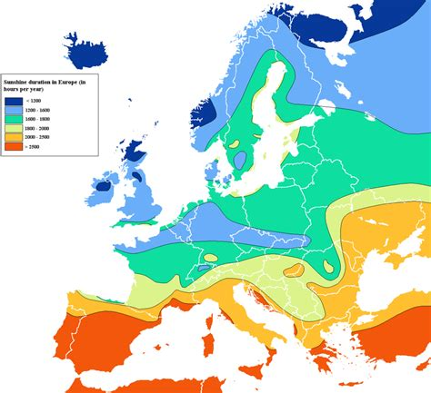 Atlas van Europa/Klimaat   Wikibooks