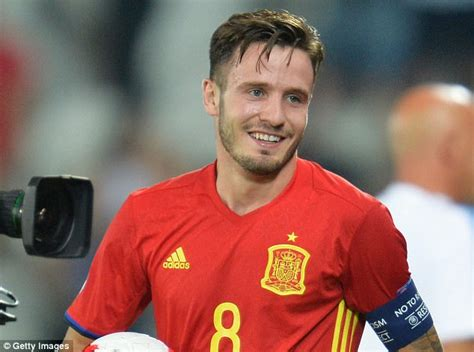 Atletico Madrid ace Saul Niguez signs NINE-YEAR deal ...