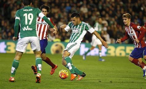 Atletico Madrid - Betis Sevilla: Gazdele pot profita de ...
