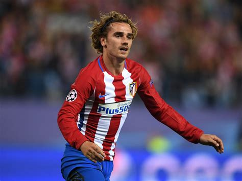 Atletico Madrid striker Antoine Griezmann rejects  dirty ...