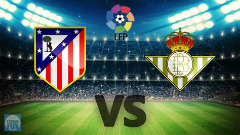 Atletico Madrid vs Real Betis   La Liga 2016/2017 | Trực ...