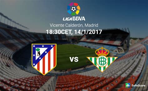 Atletico Madrid vs Real Betis, match preview & predicted ...