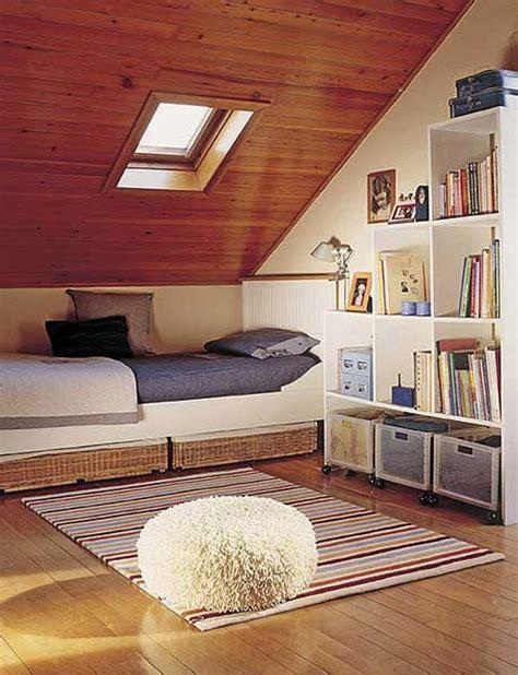 Attic Bedroom Design Ideas To Inspire You – Vizmini