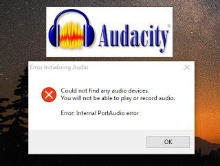 Audacity no funciona con Windows 10   Una solución   Paperblog