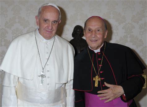 Audiencia del Papa Francisco a Mons. Javier Echevarría ...