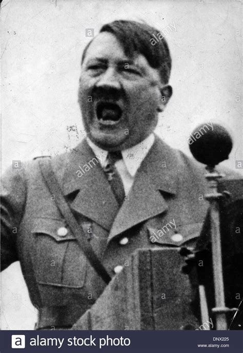 Aug. 5, 1939 - Berlin, Germany - Nazi leader and Fuhrer of ...