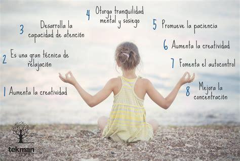 Aula propuesta educativa: 8 beneficios de la meditación ...