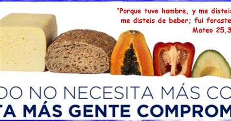 auladeesmeralda: Oración campaña contra el hambre