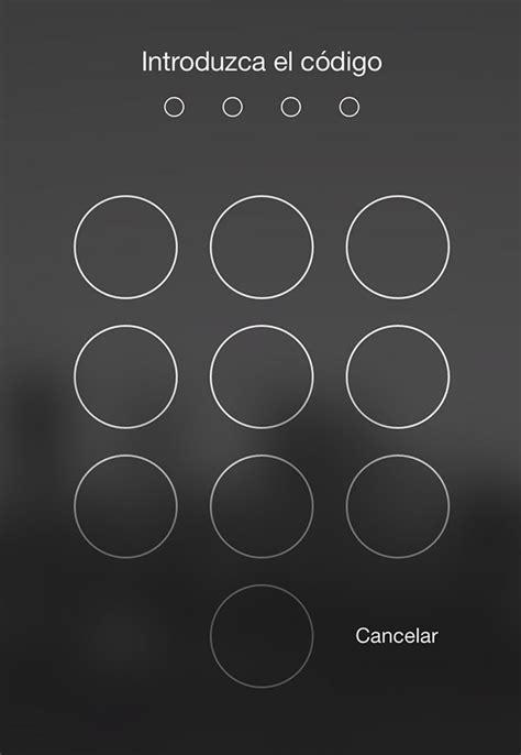 Aumenta la seguridad de pantalla de bloqueo en el iPhone ...