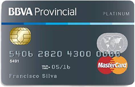 Aumento De Tarjeta De Credito Banco Provincial