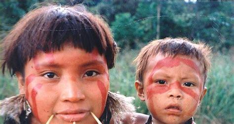 Aún existen tribus que se mantienen aisladas de la ...