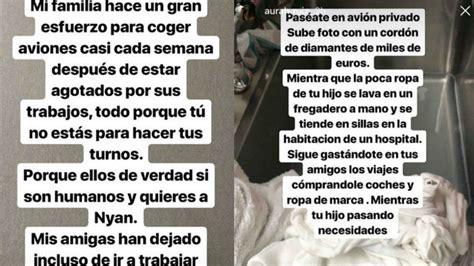 Aurah Ruiz acusa a Jesé de preferir estar con sus amigos ...
